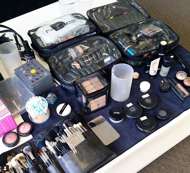 The Makeup Artist's Tool Kit