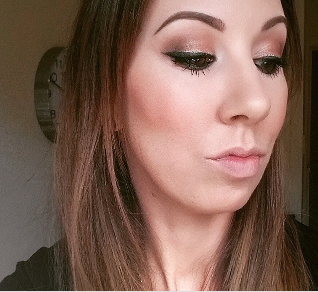 My Makeup Look For Today