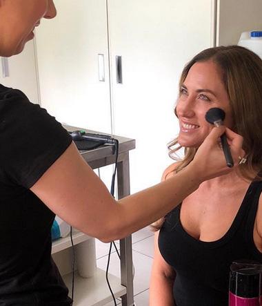 Makeup for Dr Cat